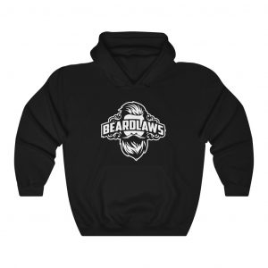 Beard Laws - Unisex Heavy Blend™ Hooded Sweatshirt
