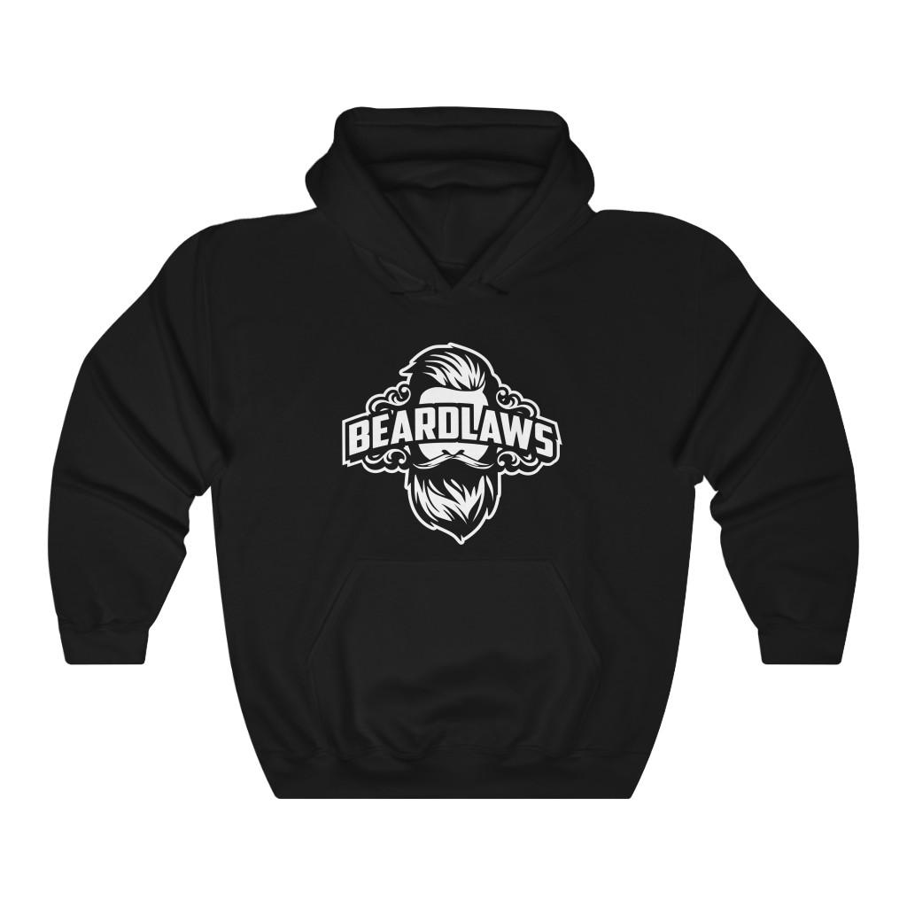 Beard Laws - Unisex Heavy Blend™ Hooded Sweatshirt
