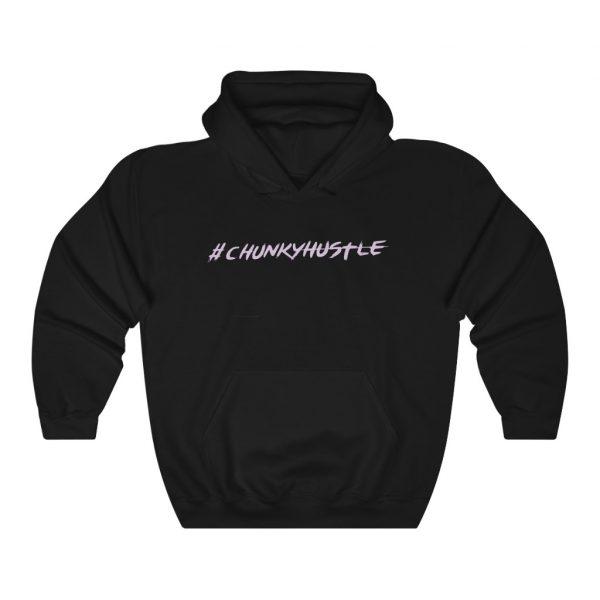#CHUNKYHUSTLE Hooded Sweatshirt