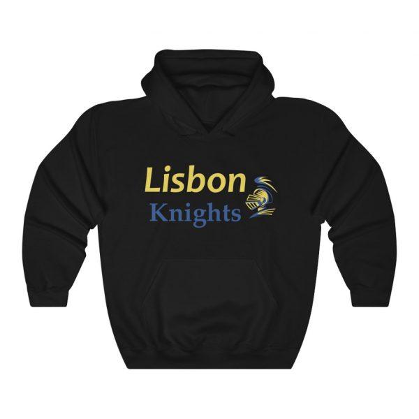 Lisbon Knights Hooded Sweatshirt