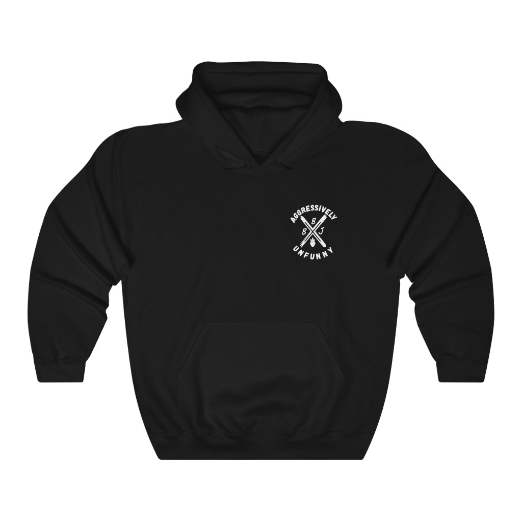 BBJ Hoodie (Beard Friendly)