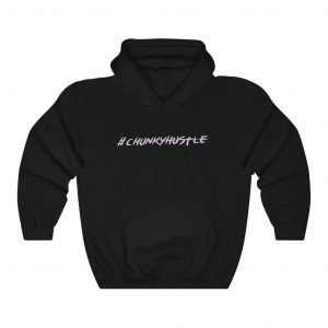 Chunkyhustle Hashtag Hooded Sweatshirt