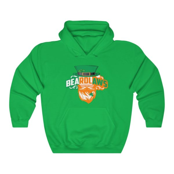 St Patrick's Hooded Sweatshirt