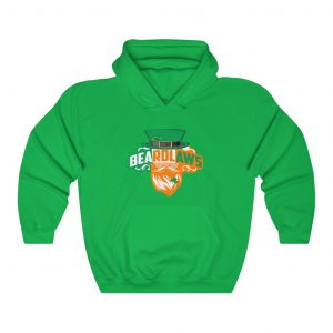 Beard Laws St Patrick's Hooded Sweatshirt