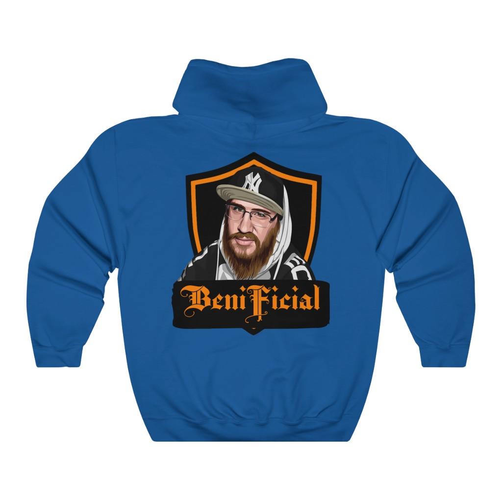 BeniFicial Hooded Sweatshirt