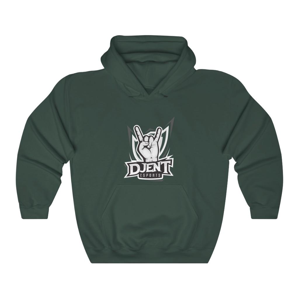 Djent Esports Unisex Hooded Sweatshirt