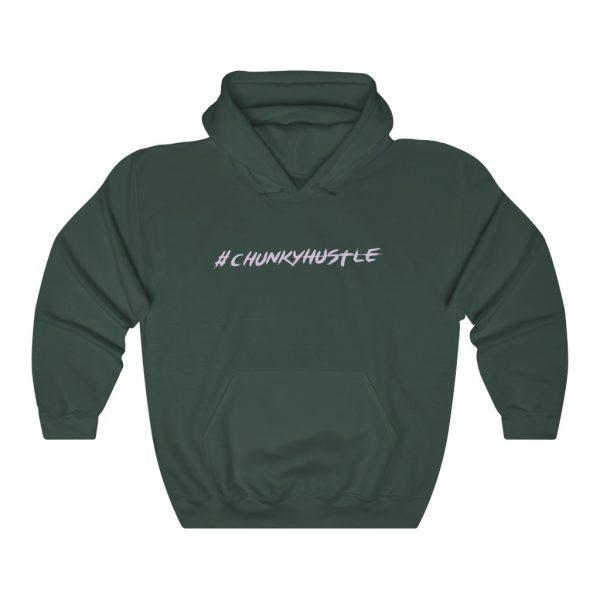 Chunkyhustle Hashtag Hooded Sweatshirt