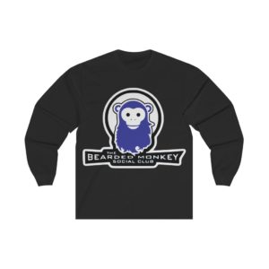 The Bearded Monkey Social Club Long Sleeve
