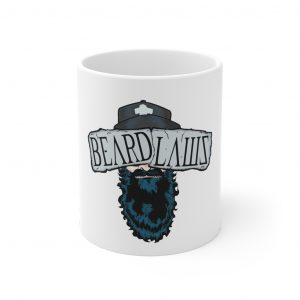**Beard Laws 2.0 Mug 11oz**