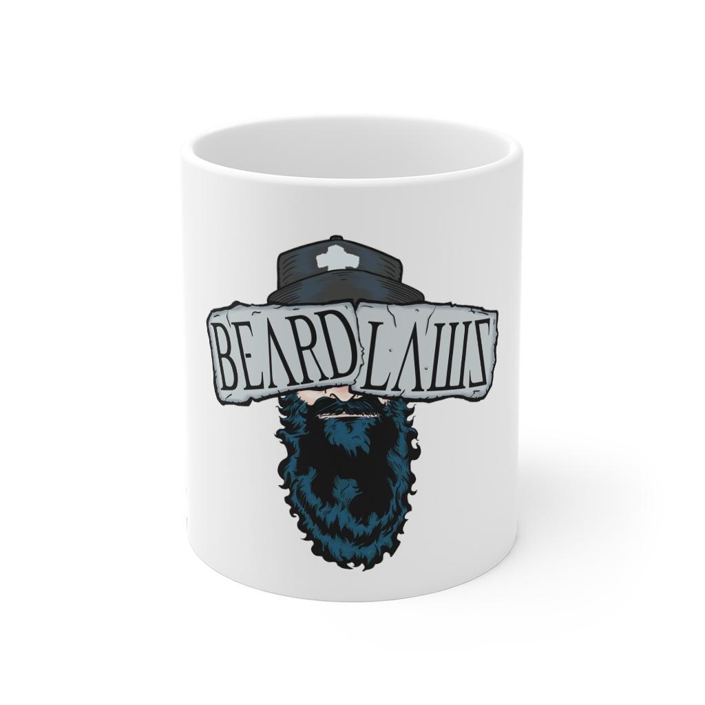 **Beard Laws 2.0 Mug 11oz**
