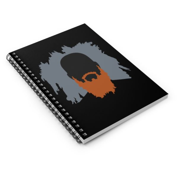 Ironsanctuary Spiral Notebook - Ruled Line