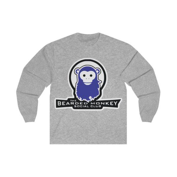 The Bearded Monkey Social Club Long Sleeve