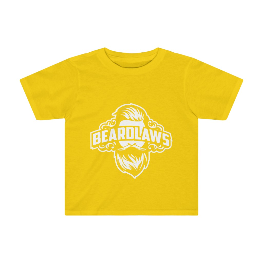 Beard Laws Kids Tee (2T-4T)