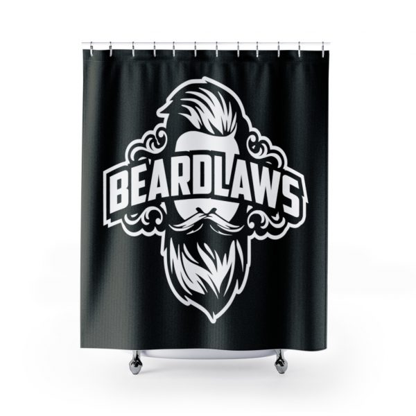 Beard Laws Shower Curtains
