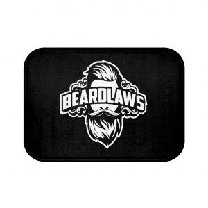 Beard Laws Bath Mat