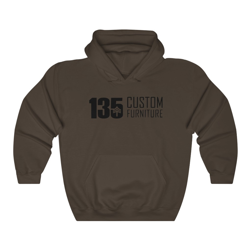 135 Custom Furniture Hoodie
