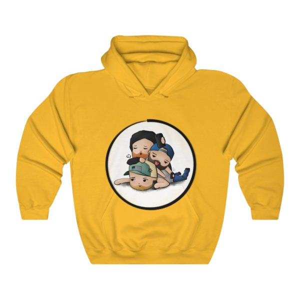 Beard Bros Hooded Sweatshirt