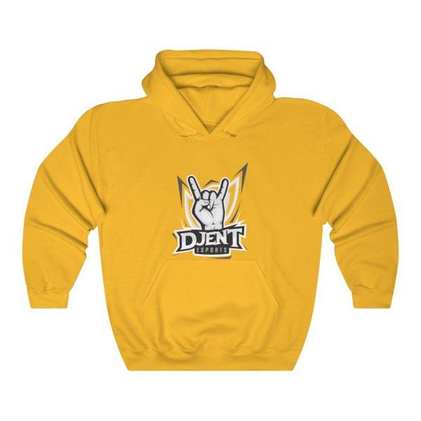 Djent Esports Hooded Sweatshirt