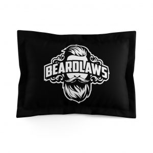 Beard Laws Microfiber Pillow Sham
