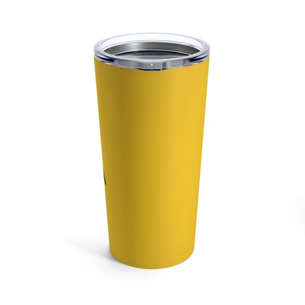 LCS Golden Knights Tumbler 20oz - Yellow