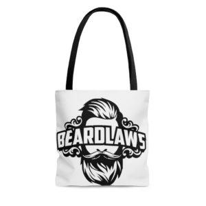 Beard Laws Tote Bag