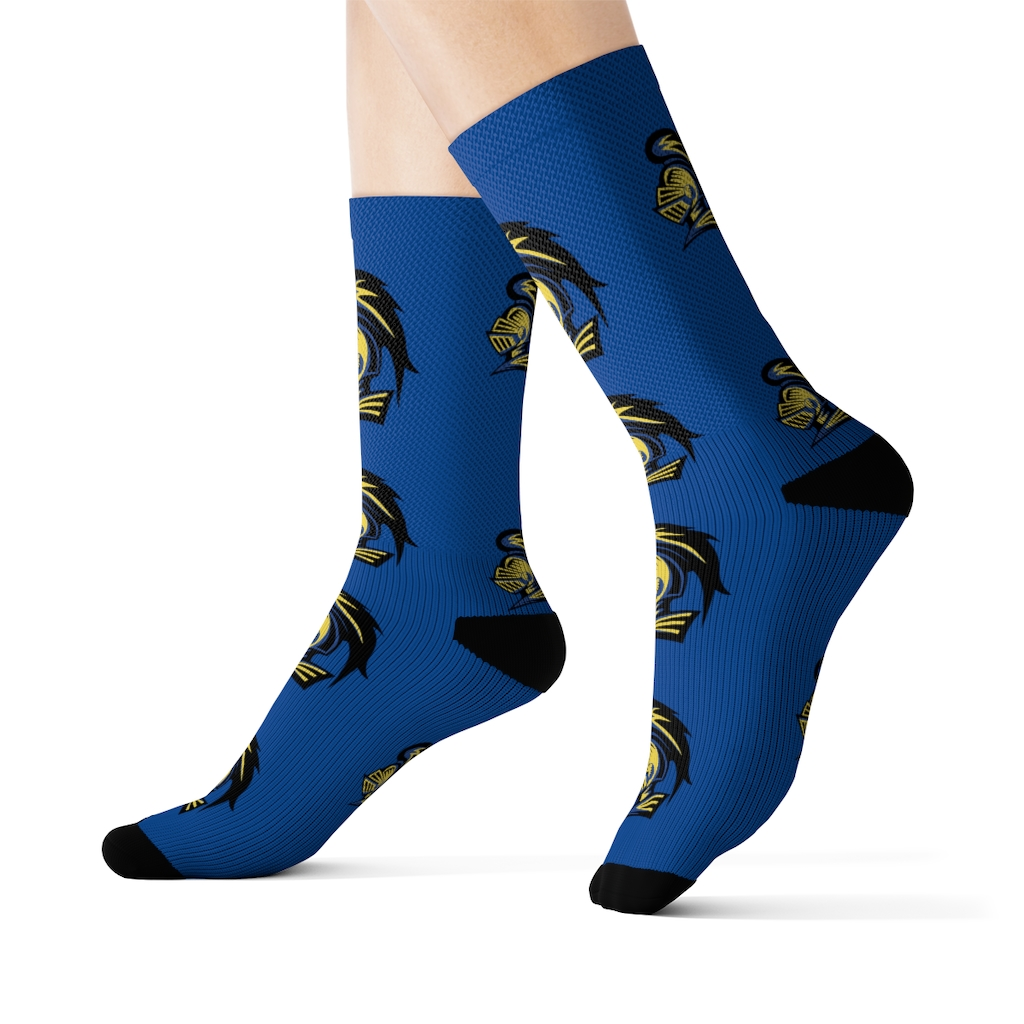 LCS Golden Knights Sublimation Socks
