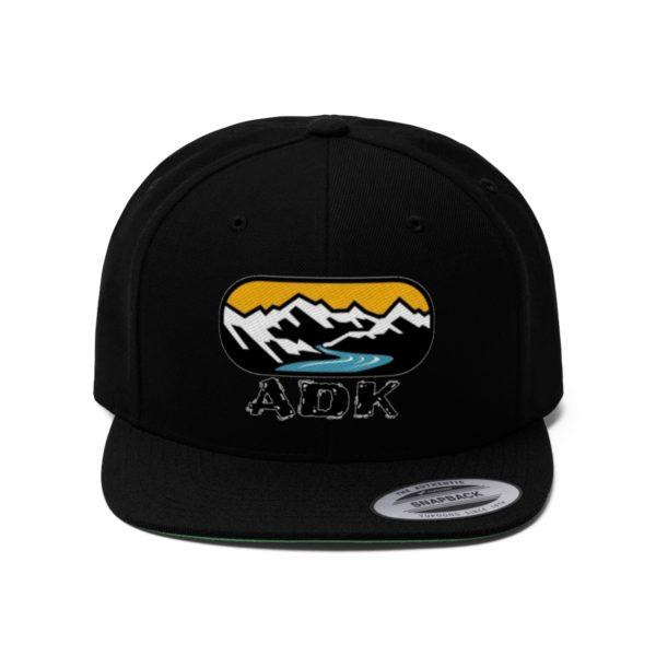 ADK Flat Bill Hat