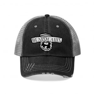 ** Beard Laws 2.0 Trucker Hat **