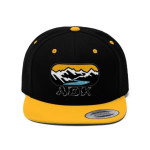 ADK Flat Bill Hat