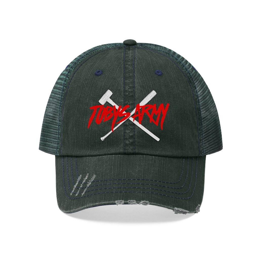 Tobys Army Trucker Hat