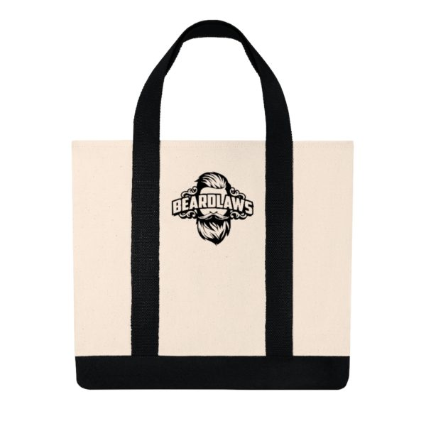 Beard Laws Shopping Tote