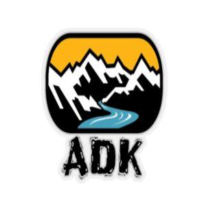 ADK - Kiss-Cut Stickers