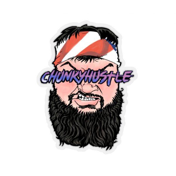 Chunkyhustle 2.0 Stickers