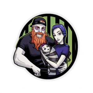 Babysanctuary Stickers