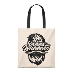 Sisters For Whiskers - Tote Bag - Vintage