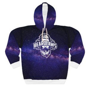 Beard Laws Galaxy Hoodie 1.0