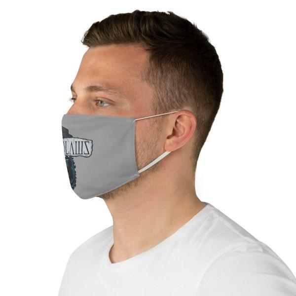 Beard Laws Fabric Mask