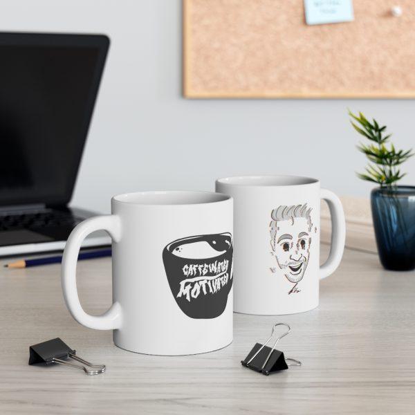Coffee Fanatics Mantra 11oz Mug