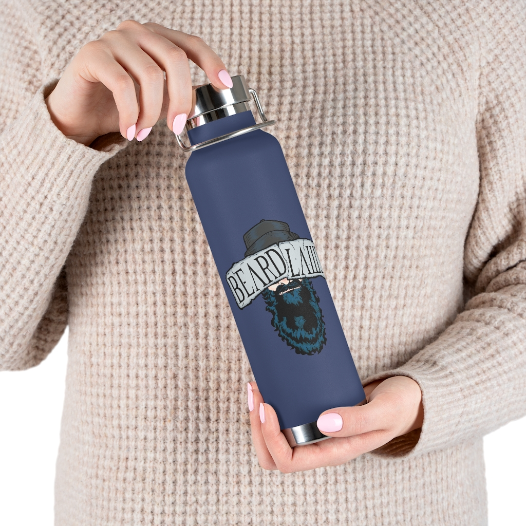 Beard Laws 22oz Vacuum Insulated Bottle