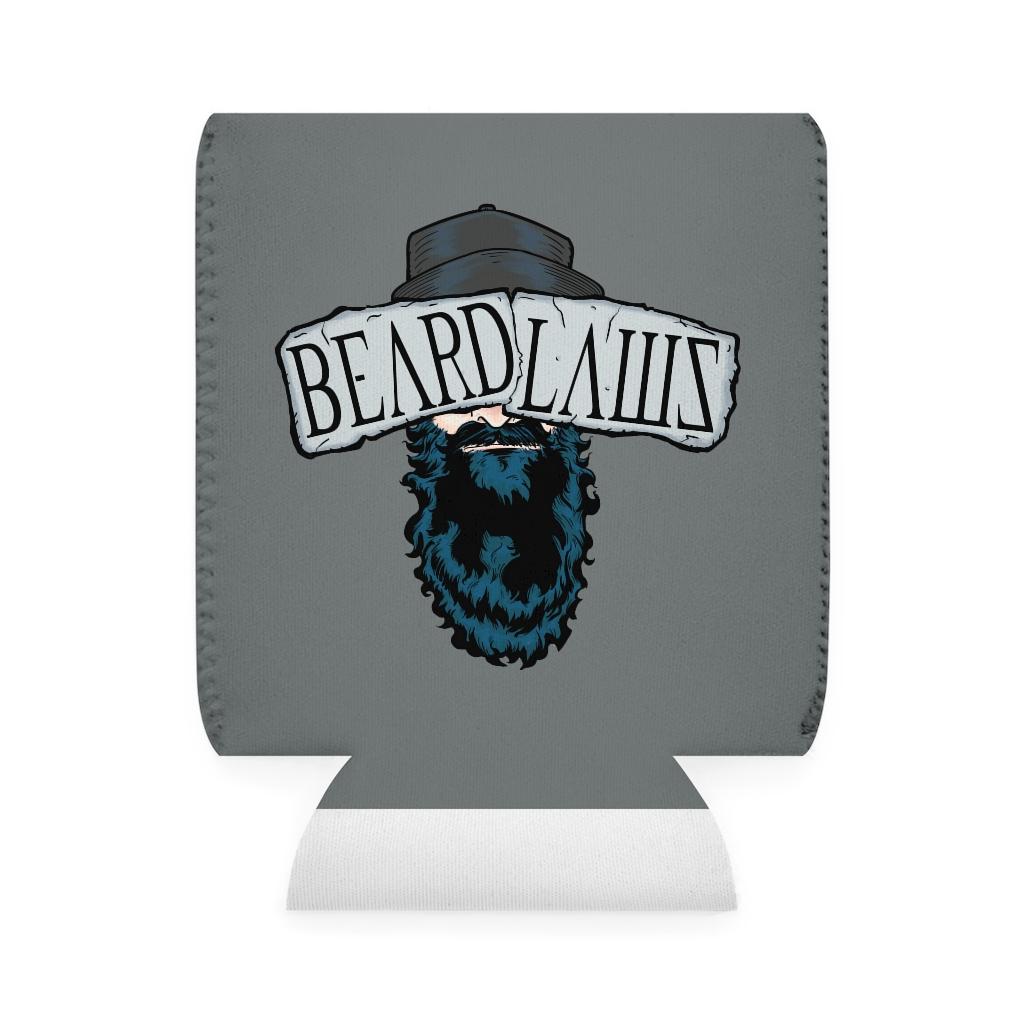 Beard Laws Can Cooler Sleeve