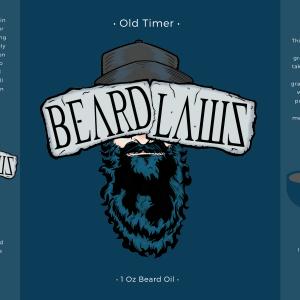 Beard Laws Beard Oil - Old Timer