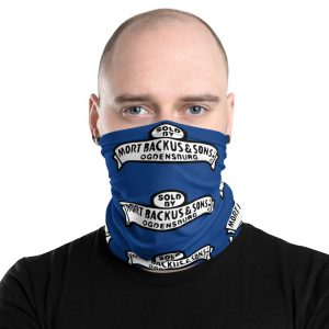 Mort Backus Neck Gaiter