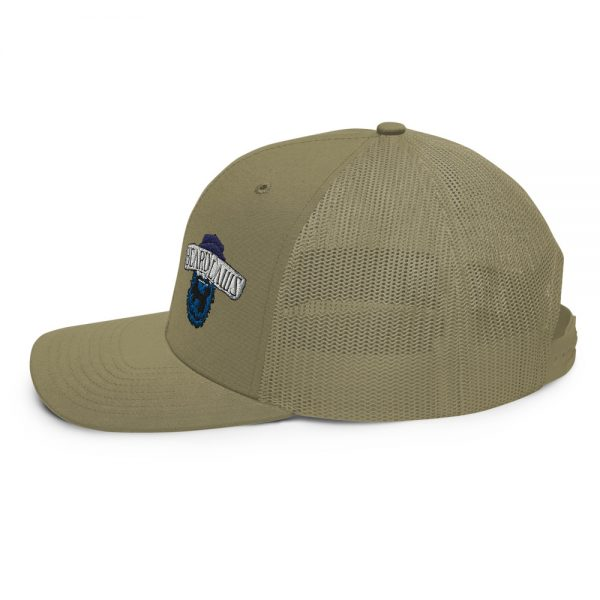 Beard Laws 2.0 Trucker Hat (One Side Logo)