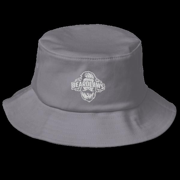 Beard Laws Old School Bucket Hat
