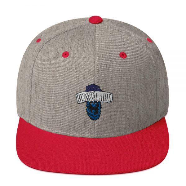 Beard Laws 2.0 Snapback Hat