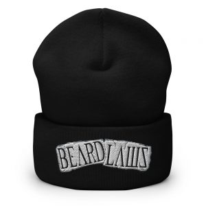 Beard Laws 2.0 Cuffed Beanie II
