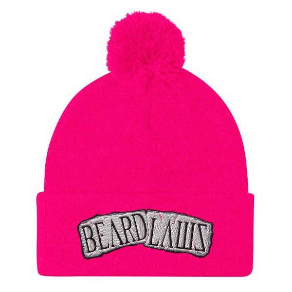Beard Laws 2.0 Pom-Pom Beanie