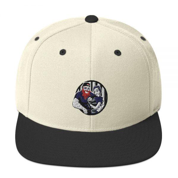 Babysanctuary Snapback Hat