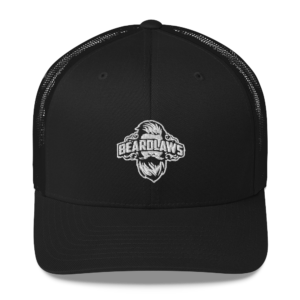 Beard Laws Trucker Hat II