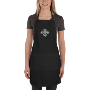 Beard Laws Embroidered Apron